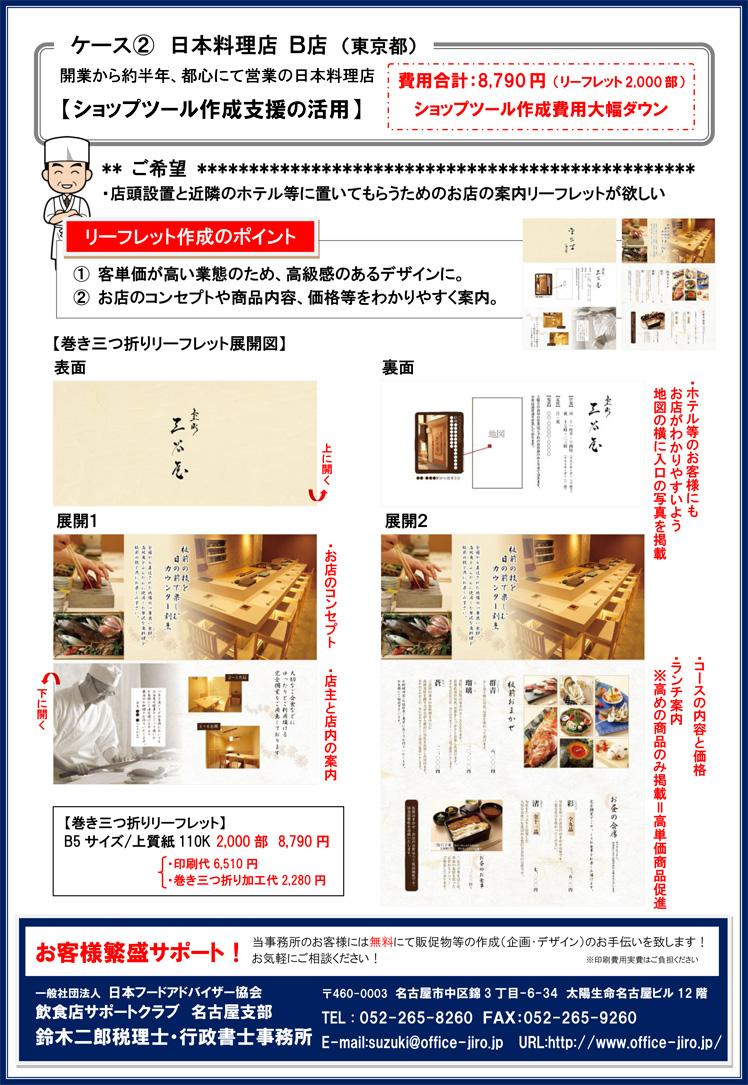 飲食店の販売促進ケーススタディvol10-2